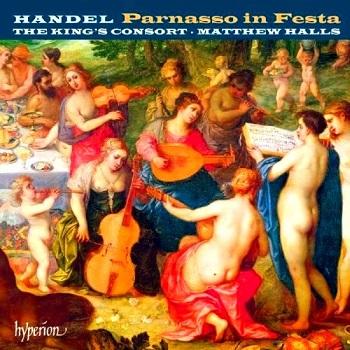 Name:  Parnasso in Festa HWV 73, Matthew Halls, The King's Consort, Carolyn Sampson, Lucy Crowe, Rebecc.jpg Views: 115 Size:  81.8 KB