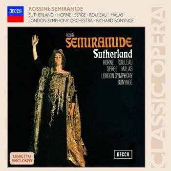 Name:  Semiramide - Richard Bonynge 1965, Joan Sutherland, Marilyn Horne, Joseph Rouleau, Spiro Malas, .jpg Views: 241 Size:  48.7 KB