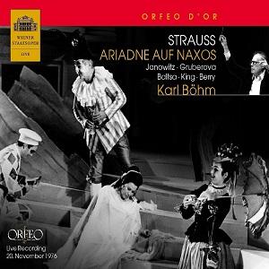 Name:  Ariadne auf Naxos - Karl Böhm 1976, Gundula Janowitz, Edita Gruberova, Agnes Baltsa, James King,.jpg Views: 75 Size:  43.9 KB