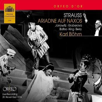 Name:  Ariadne auf Naxos - Karl Böhm 1976, Gundula Janowitz, Edita Gruberova, Agnes Baltsa, James King,.jpg Views: 130 Size:  54.9 KB