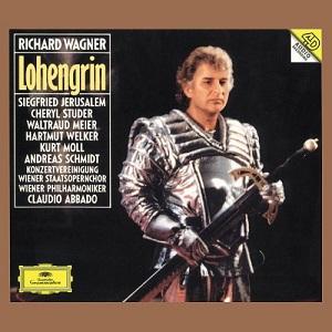 Name:  Lohengrin - Claudio Abbado 1992, Siegfried Jerusalem, Cheryl Studer, Hartmut Welker, Waltraud Me.jpg Views: 64 Size:  38.7 KB
