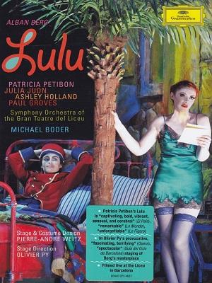 Name:  Lulu - Michael Boder, Symphony Orchestra of the Gran Teatro del Liceu, Patricia Petibon, Julia J.jpg Views: 147 Size:  76.8 KB