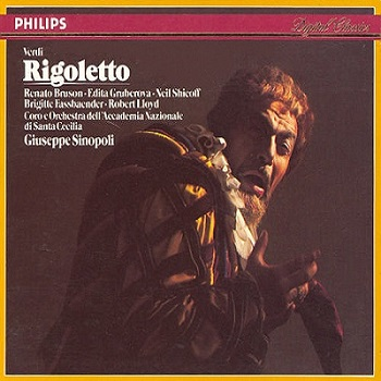 Name:  Rigoletto - Giuseppe Sinopoli 1984, Renato Bruson, Edita Gruberova, Neil Shicoff, Coro e Orchest.jpg Views: 445 Size:  48.4 KB