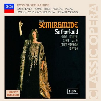 Name:  Semiramide - Richard Bonynge 1965, Joan Sutherland, Marilyn Horne, Joseph Rouleau, Spiro Malas, .jpg Views: 146 Size:  48.7 KB
