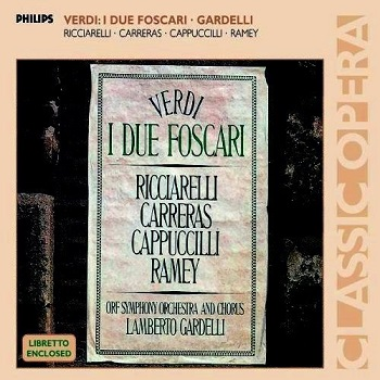Name:  I due Foscari - Lamberto Gardelli 1977, Katia Riciarelli, Jose Carreras, Pierro Cappuccilli, Sam.jpg
