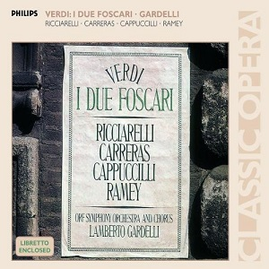 Name:  I due Foscari Katia Riciarelli Jose Carreras Pierro Cappuccilli Samuel Ramey Lamberto Gardelli.jpg Views: 111 Size:  45.1 KB