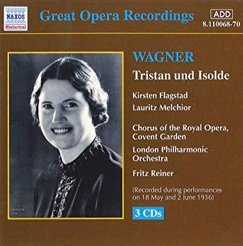 Name:  Tristan und Isolde - Fritz Reiner 1936, Kirsten Flagstad, Lauritz Melchior.jpg Views: 46 Size:  26.5 KB