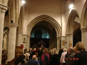 Name:  Church of St Peter's Berkhamsted, Nave.jpg Views: 250 Size:  38.6 KB