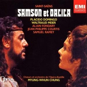 Name:  Samson et Dalila - Myung-Whun Chung, Placido Domingo, Waltraud Meier, Alain Fondary, Jean-Philli.jpg Views: 92 Size:  35.5 KB