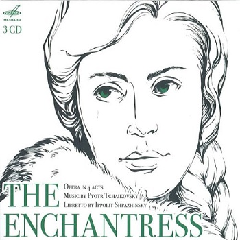 Name:  The Enchantress - Melodiya.jpg