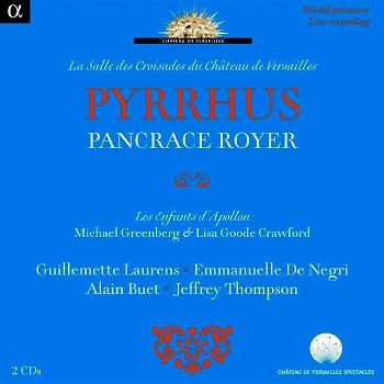 Name:  Pyrrhus (Paris Opera 1730) - Pancrace Royer - Michael Greenberg 2012, Guilllemette Laurens, Emma.jpg Views: 200 Size:  38.4 KB