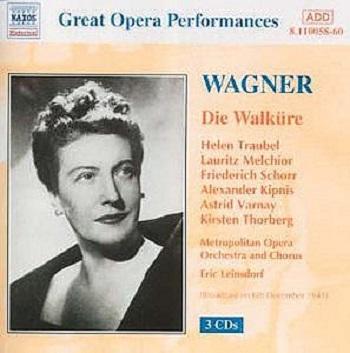 Name:  Die Walküre  - Eric Leinsdorf 1941, Helen Traubel, Luritz Melchior, Friedrich Schorr, Alexander .jpg Views: 236 Size:  43.5 KB