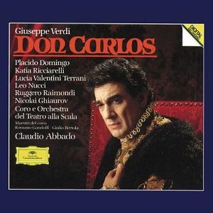 Name:  Don Carlos - Claudio Abbado 1984, Placido Domingo, Katia Ricciarelli, Lucia Valentini Terrani, L.jpg Views: 146 Size:  36.3 KB