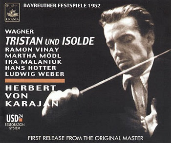 Name:  Tristan und Isolde - Karajan, Bayreuth 1952 Urania 2001 remaster.jpg Views: 225 Size:  44.8 KB