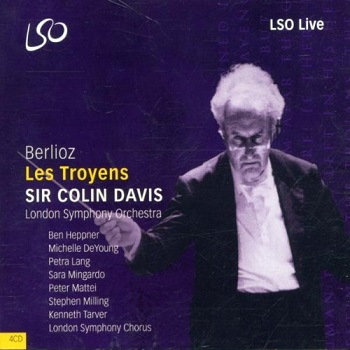 Name:  Berlioz - Les Troyens, Colin Davis LSO, Ben Heppner, Michelle deYoung, Petra Lang, Sara Mingardo.jpg Views: 250 Size:  41.9 KB
