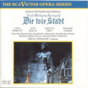 Name:  Die Tote Stadt - Erich Leinsdorf 1975, René Kollo, Carol Neblett, Hermann Prey, Benjamin Luxon.jpg Views: 130 Size:  34.6 KB