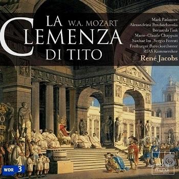 Name:  La Clemenza di Tito - René Jacobs 2005, Mark Padmore, Alexandrina Pendatchanska, Bernarda Fink, .jpg Views: 336 Size:  81.7 KB