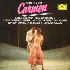 Name:  Carmen - Claudio Abbado 1977, Teresa Berganza, Placido Domingo, Sherrill Milnes, Ileana Cotrubas.jpg Views: 98 Size:  48.1 KB