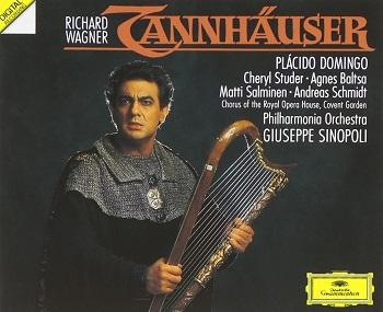 Name:  Tannhäuser - Giuseppe Sinopoli 1988, Royal Opera House Covent Garden Chorus, Philharmonia Orches.jpg Views: 256 Size:  43.5 KB
