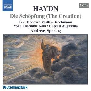 Name:  Haydn - The Creation, Andreas Spering, Im, Kobow, Müller-Brachmann, VokalEnsemble Köln, Capella .jpg Views: 422 Size:  37.7 KB