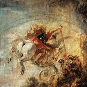 Name:  Bellerophon Riding Pegasus Fighting the Chimaera - Peter Paul Rubens (1577 - 1640).jpg Views: 72 Size:  54.0 KB