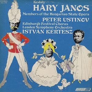 Name:  Háry János - István Kertész 1969, György Melis, Erzsébet Komlóssy, Márgit László, Olga Szönyi, L.jpg Views: 96 Size:  54.1 KB