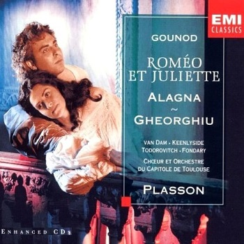 Name:  Roméo et Juliet - Michel Plasson 1995, Chœur et Orchestre National du Capitole de Toulouse.jpg Views: 82 Size:  64.6 KB