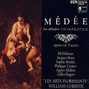 Name:  Médée - William Christie 1984, Les Arts Florissants, Jill Feldman, Jacques Bona, Agnès Mellon, G.jpg Views: 112 Size:  51.1 KB